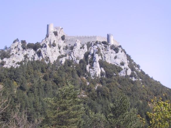 Chateau de Puilaurens, 2002