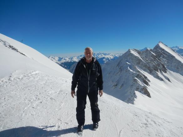 Cresta D'Arp, Italian Alps