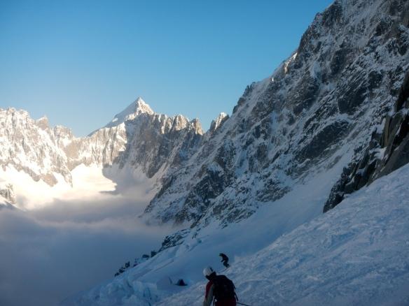 Glacier des Rognons