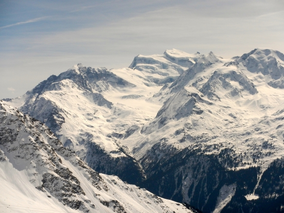 Le Grand Combin (4314 m)
