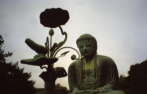 The Dai-Butsu at Kamakura