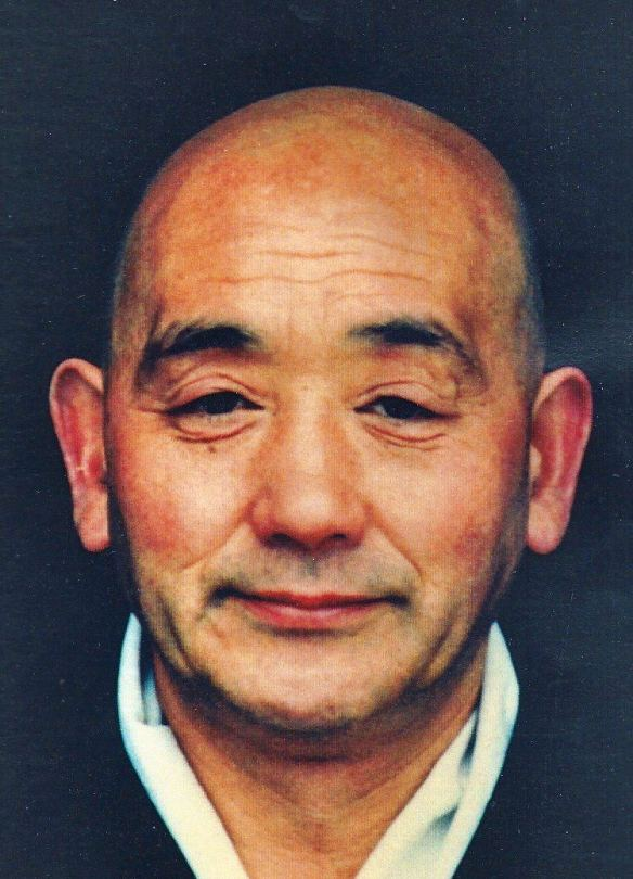 Harada Tangen Roshisama in the early 1990s.