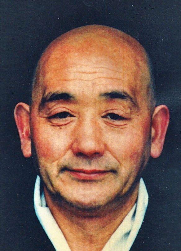 Harada Tangen Roshisama in the early 1990s.
