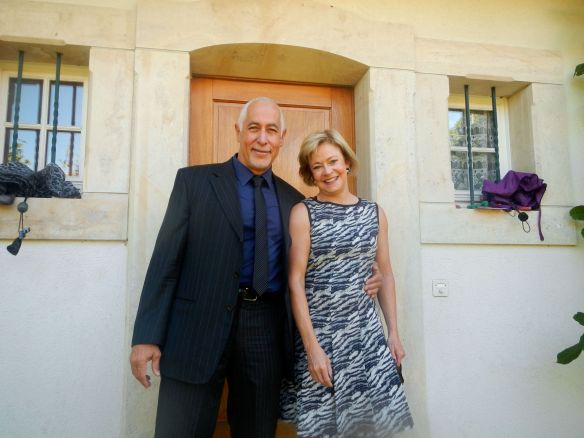 Off to a wedding, September 2014
