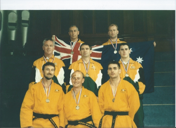 World Title Medalists