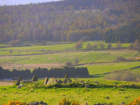 Eslie the Greater Recumbent Stone Circle
