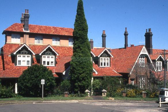 The Manor, Sydney, Australia, where Leadbeater stayed from 1922-1929