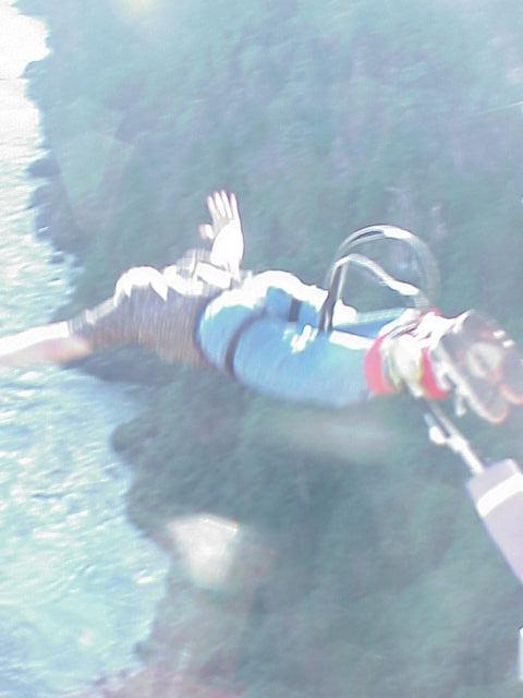 Second jump