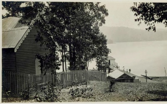 The Methodist Church at Church Point 1872-1932 (photo taken early 1900s, (13)).